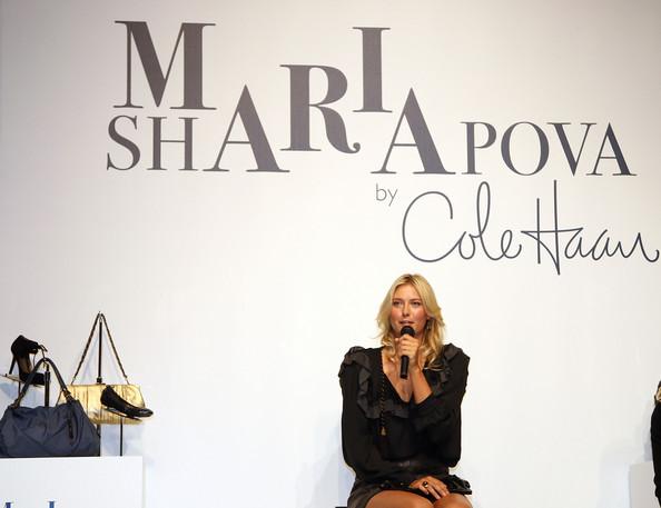 Maria+Sharapova+Maria+Sharapova+Promotes+Cole+0_cJ5Rr9Jzal