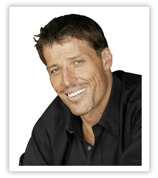 anthony robbins in london