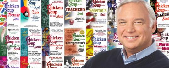 Despre Jack Canfield & Supa de pui pentru suflet